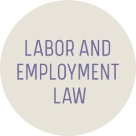labor and employment law logo