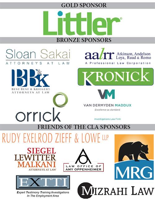 Image of sponsors logos