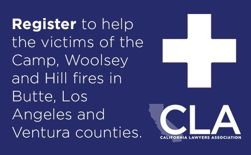 wildfire graphic to help victims