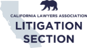 California Lawyers Association Litigation Section Logo