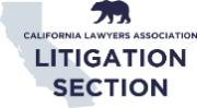 California Lawyers Association Litigation Section Logo