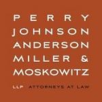 Perry Johnson Anderson Miller & Moskowitz Logo v2