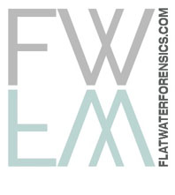 Flatwater Forensics logo image