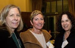 Attendee, Lauren Boro, Laurie Berger