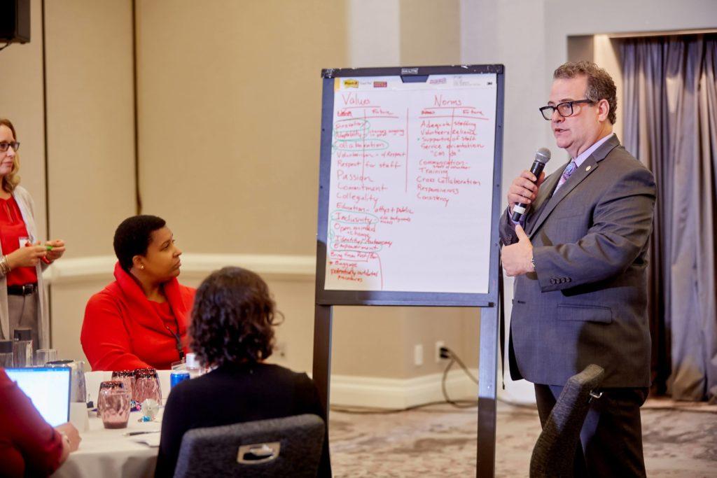 image from CLA Leadership Retreat in San Francisco, California ©2019 Darin Fong Photography
