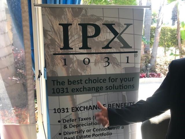 Exhibitor IPX 1031 Exchange