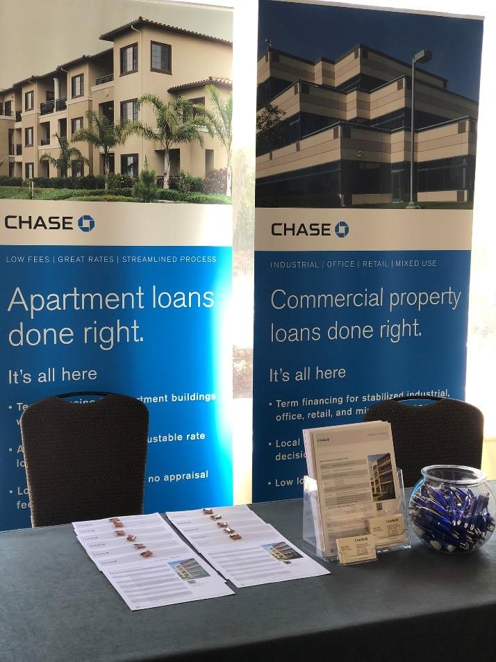 Sponsor: Chase Commercial Term Lending