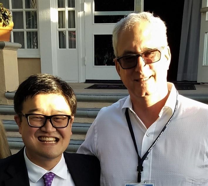 Danny Wang, Jonathan Golding
