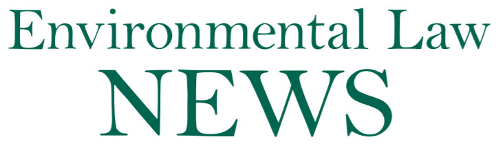 Environmental Law News logo