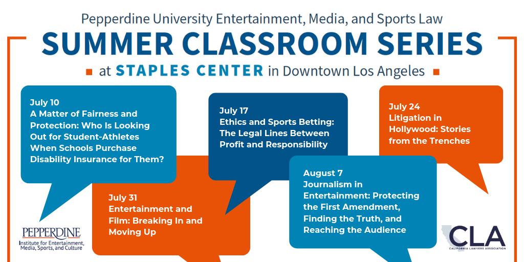 Summer Classroom Series graphic