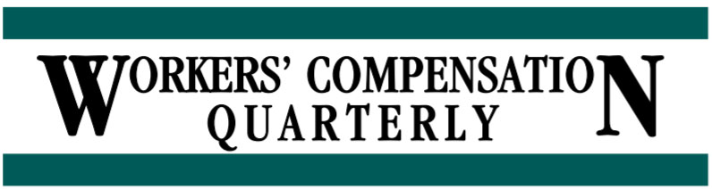 Workers' Compensation Quarterly image