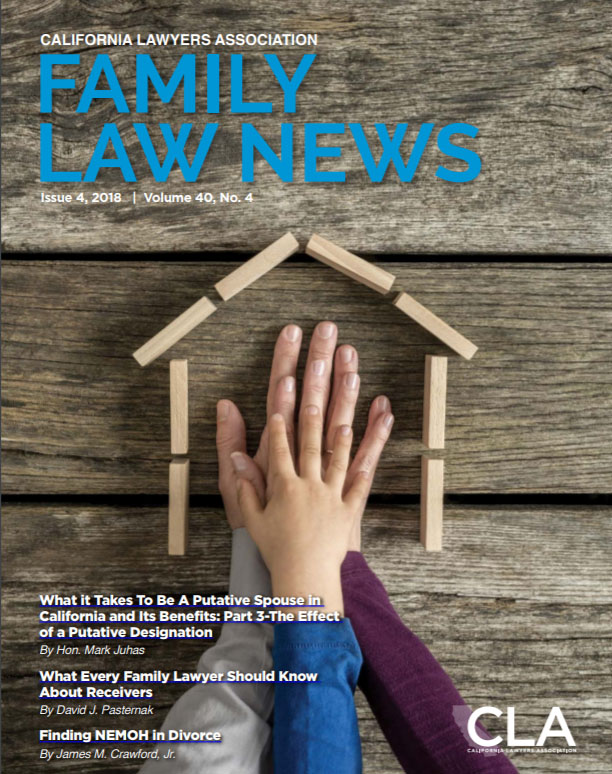 Family Law News cover photo