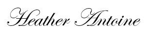 Heather Antoine signature image