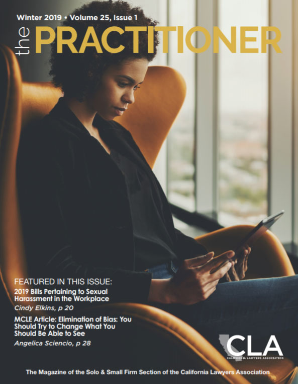 image of the cover of The Practitioner
