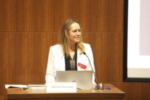 Speaker Rachel Corcoran