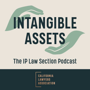 Intangible Assets Podcast Logo