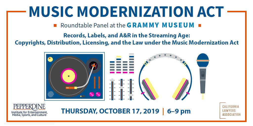Music Modernization Act image