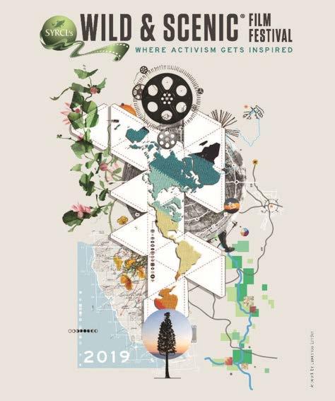 Wild & Scenic Film Festival Poster