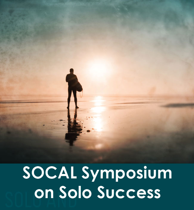 SOCAL Symposium on Solo Success image