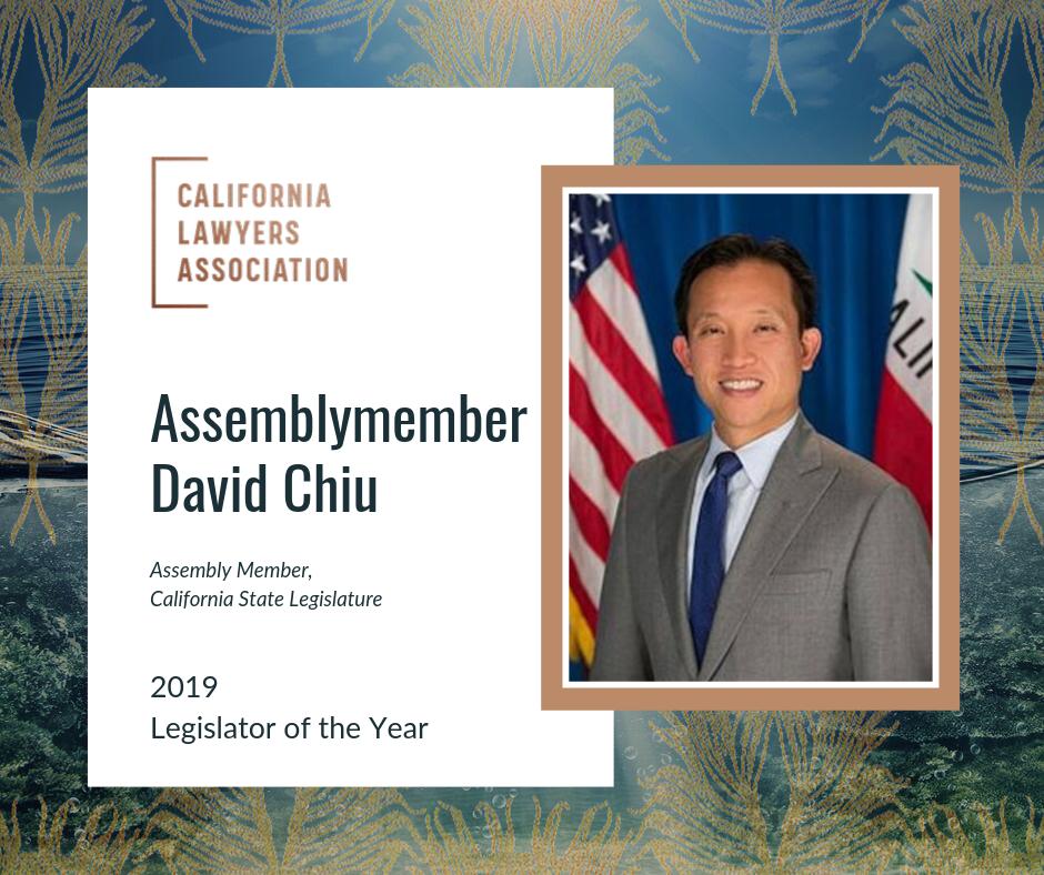 Assemblymember David Chiu