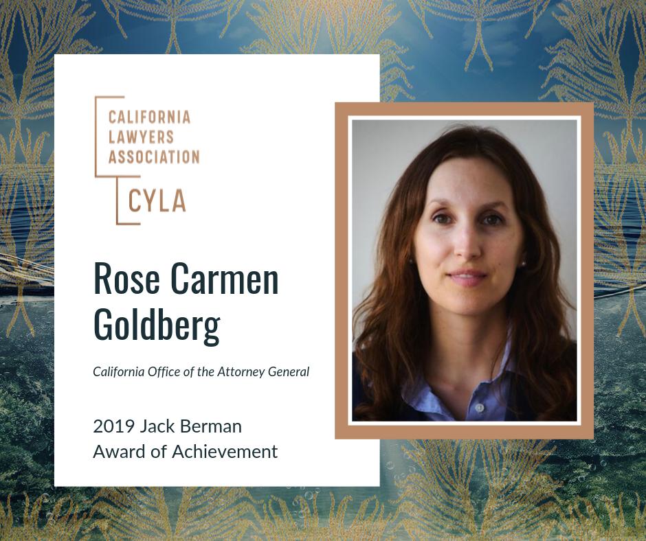 Rose Carmen Goldberg