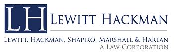 Lewitt Hackman logo