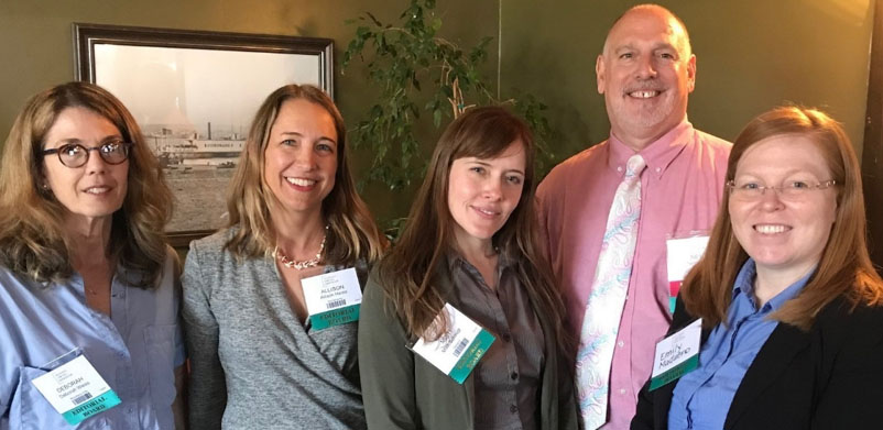 CLA Real Property Journal Editorial Board Members: Deborah Weiss, Allison Harris, Misti Schmidt, Neil Kalin, Emily Madueno