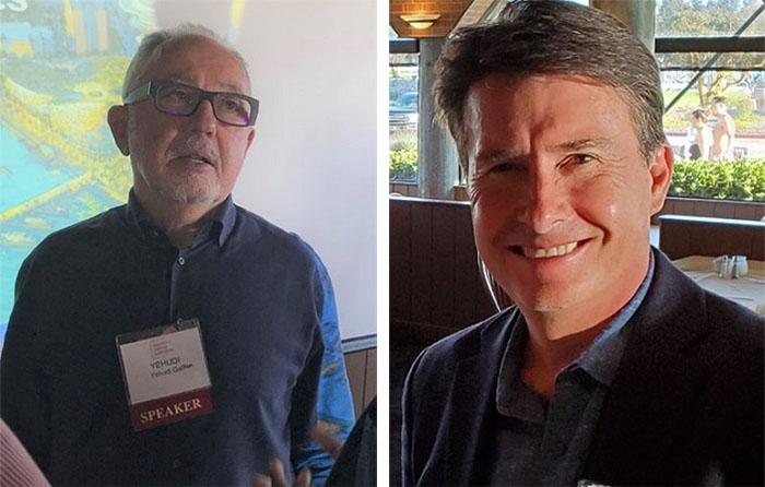 image of Yehudi Gaffen and Paul Najar
