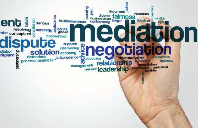 mediation brochure image
