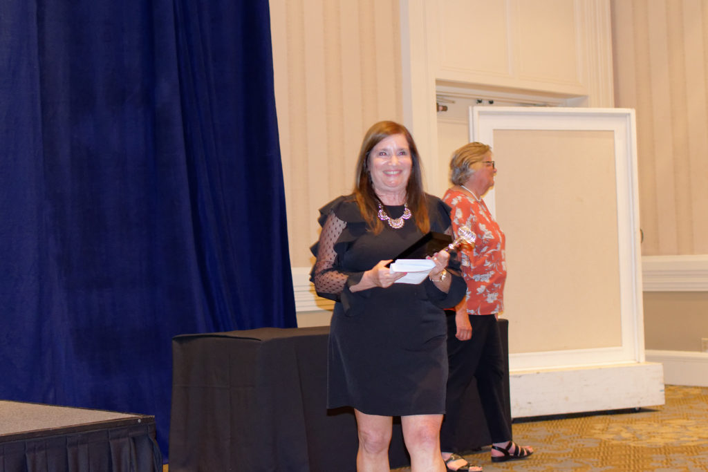 picture from the 2018 Steve Jimenez Memorial Special Recognition Awards