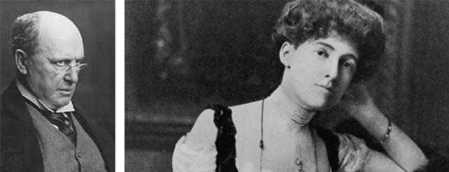 image of Henry James and Edith Wharton