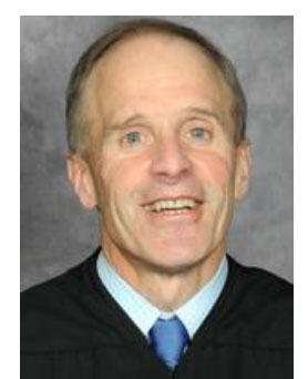image of U.S. District Judge James S. Gwin