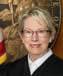 Justice Mary J. Greenwood