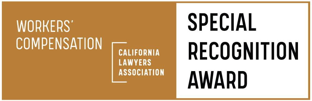 Special Recognition Award logo