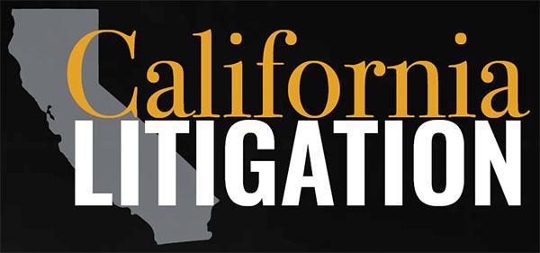 CA Litigation cover image