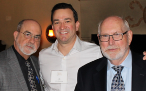 Russell Austin, John (J.R.) Richards, Bob McCormick