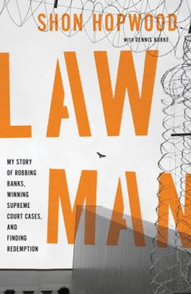 image of Law Man book cover