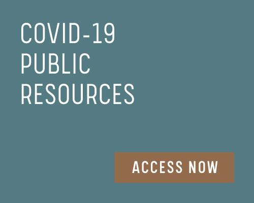 COVID19 Public Resources
