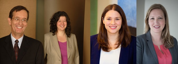 image of Gregory D. Call, Tracy E. Reichmuth, Rebecca Suarez & Allyson McKinstry
