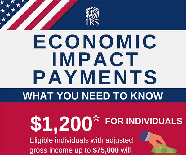 "IRS image ""Economic Impact Payments"""