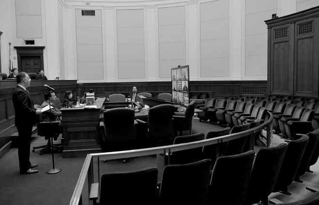 image of California Supreme Court's Oral Argument Session, April 7-8, 2020