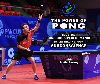 The Power of Pong with Justin Bookey