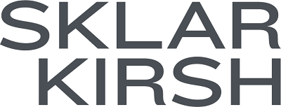 Sklar Kirsh logo