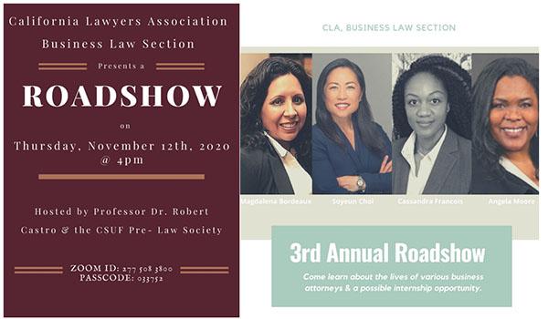 BLS Roadshow, Nov 12, 2020 at 4pm