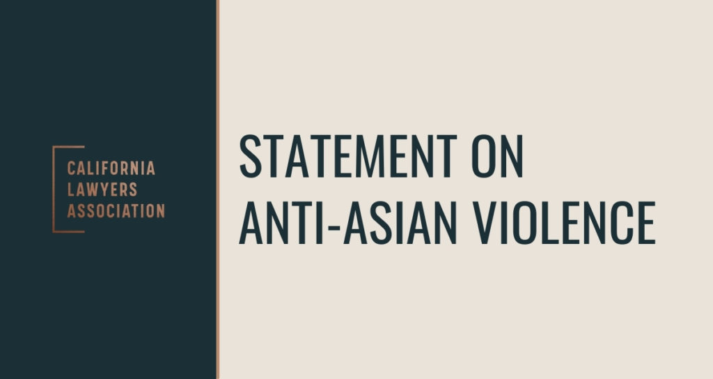 statement on anti-asian violence