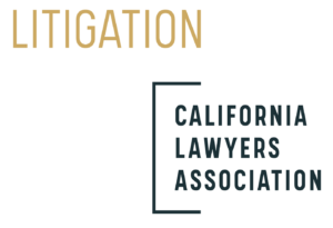 This program is proudly co-sponsored by the Litigation Section.