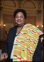 Dr. Shirley N. Weber