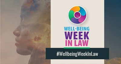 Well-being week in law