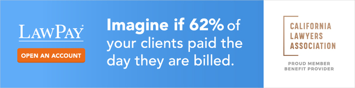 LawPay Open an account Imagine if 62% of your clients paid the day they are billed