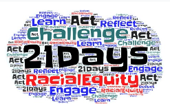 21 Days Racial Equity Challenge